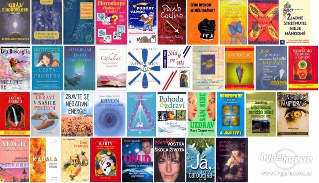 2 Kolekce knih 38ks