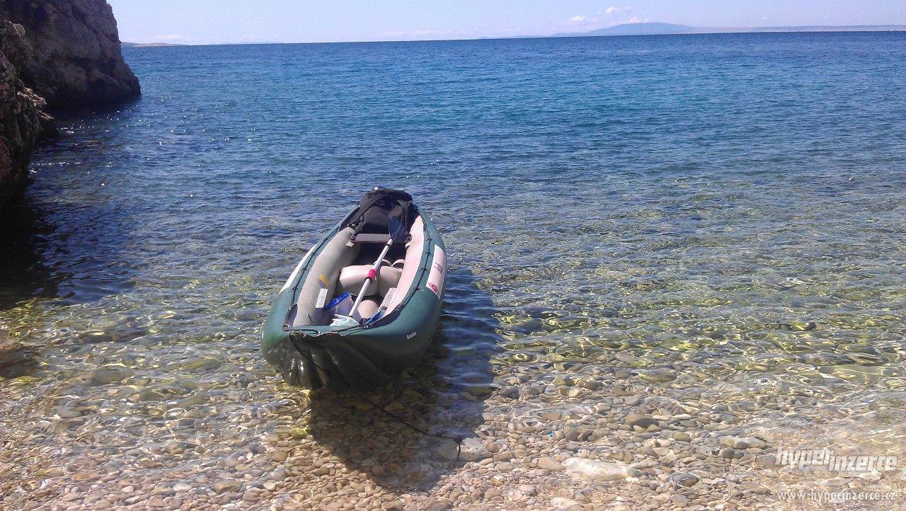 Kanoe Baraka - foto 1