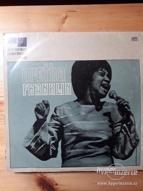 LP ARETHA FRANKLIN