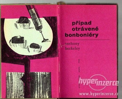 A. Berkeley- Případ otrávené bonboniéry -1. vydání