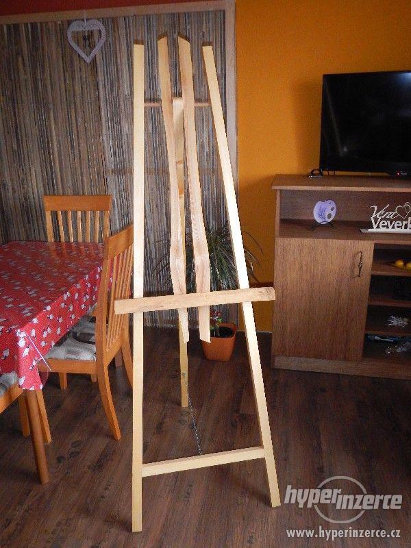 Malířský stojan - foto 1