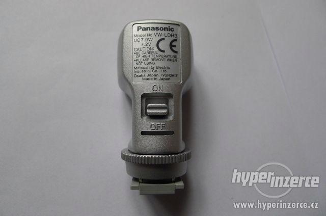Přídavná Lampa Panasonic - Video DC Light VW-LDH3 . - foto 2