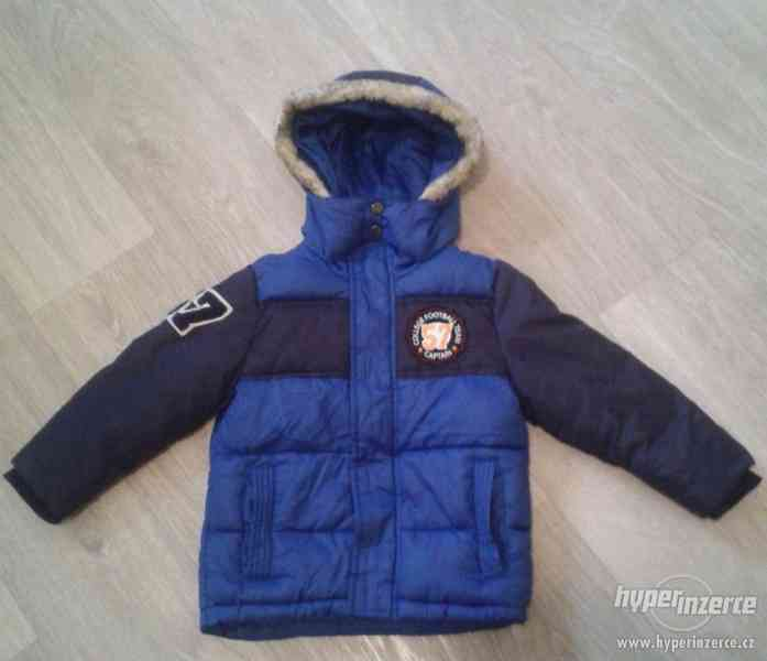 Zimní bunda George vel.92