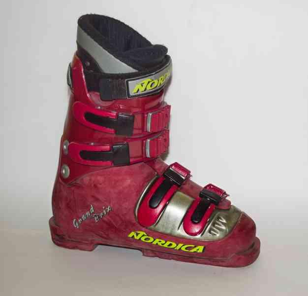 Lyžařské boty NORDICA Grand Prix 90 J, vel. 38