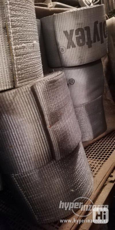 Kurta textilní popruh, šířka 150 mm, 10 metrů