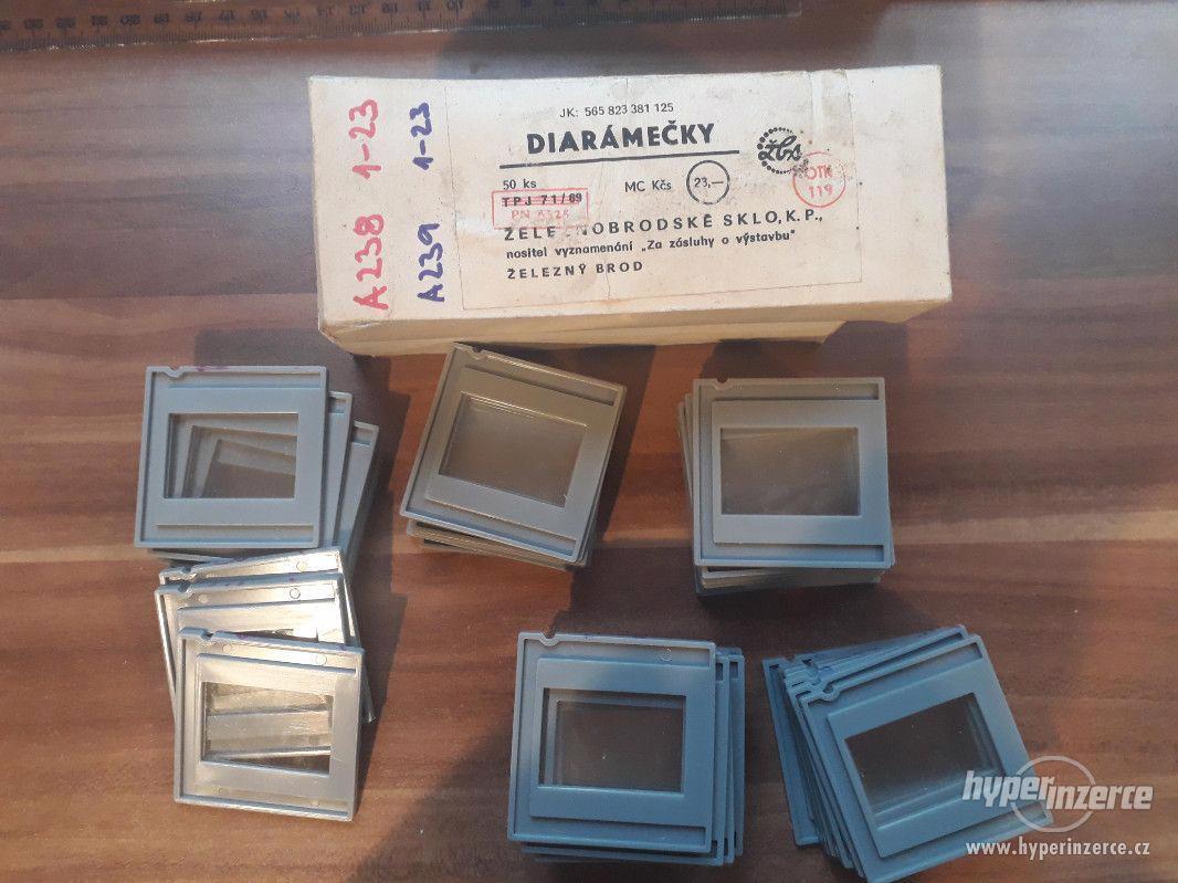 Diarámečky - 48 kusů - foto 1