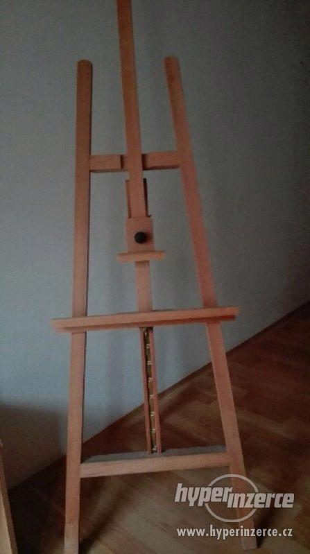 Malířský stojan - foto 3
