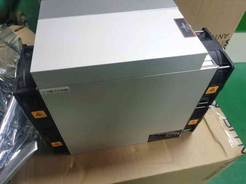 Stock New Antminer S19 Pro Hashrate 110Th/s,Antminer S19 Has - foto 3