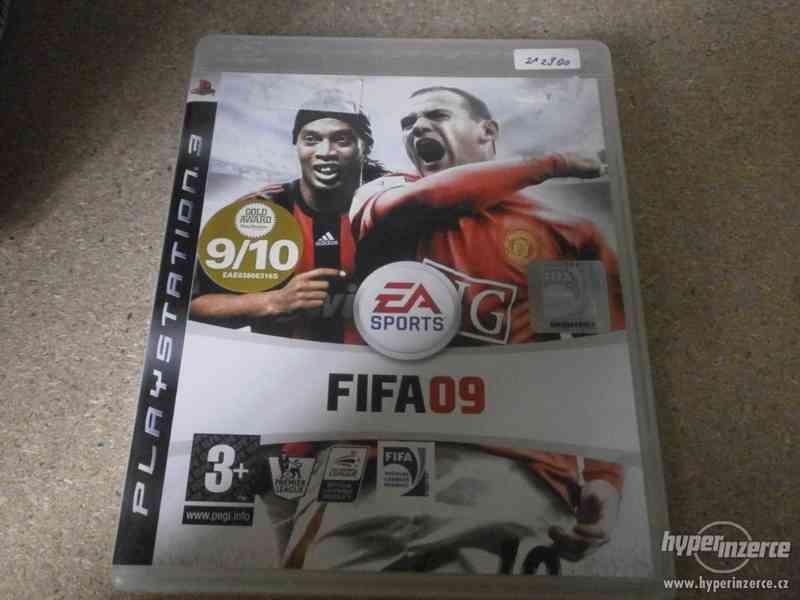 Hra na PS3 - FIFA 09