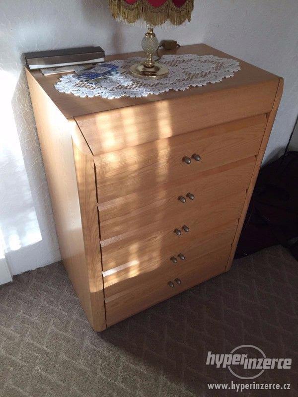 Prodám komletní ložnici. - foto 6