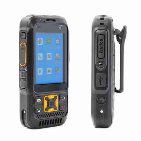 Ruční digitální radiostanice Inrico S-100 LTE 4G - foto 2