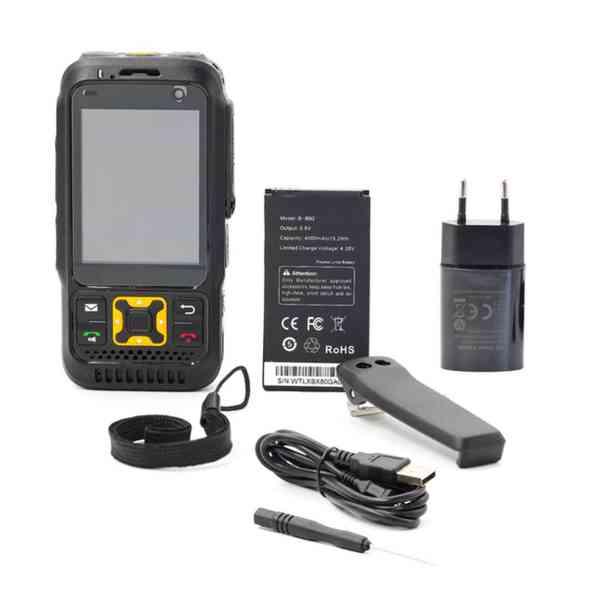 Ruční digitální radiostanice Inrico S-100 LTE 4G - foto 3