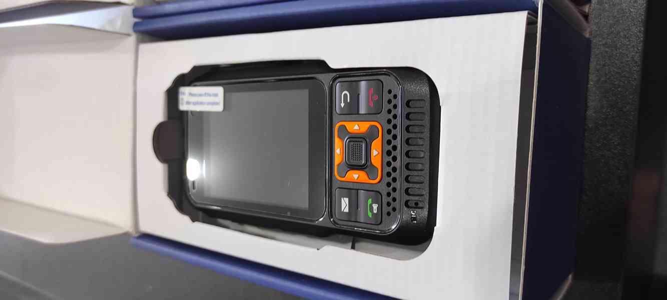 Ruční digitální radiostanice Inrico S-100 LTE 4G - foto 1