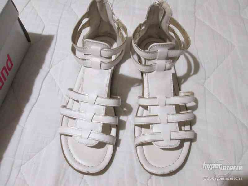 Dívčí sandály zn. Graceland, vel. 36 (227 mm) - foto 1