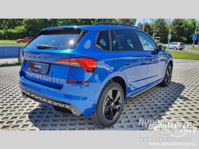 Nový vůz Škoda Kamiq Monte Carlo 1 5TSI 110kW DSG 1.5, benzín, automat, RV 2020 - foto 2