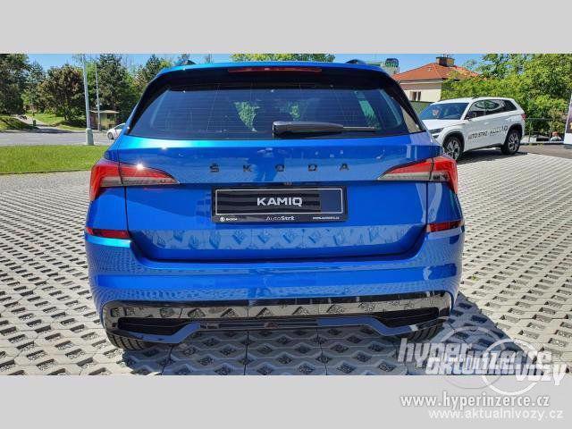 Nový vůz Škoda Kamiq Monte Carlo 1 5TSI 110kW DSG 1.5, benzín, automat, RV 2020 - foto 3