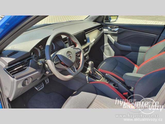 Nový vůz Škoda Kamiq Monte Carlo 1 5TSI 110kW DSG 1.5, benzín, automat, RV 2020 - foto 4