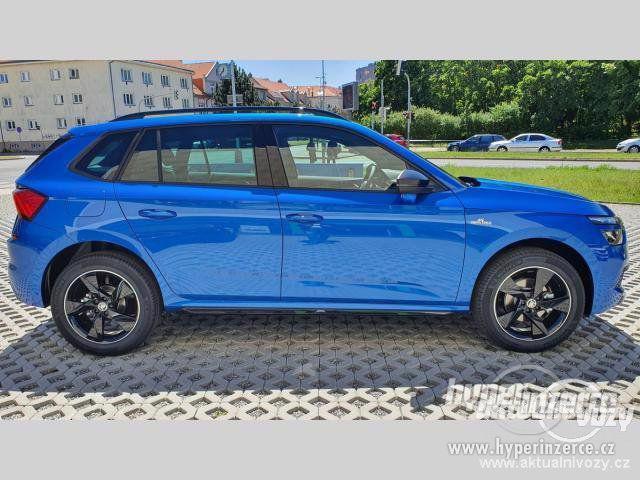 Nový vůz Škoda Kamiq Monte Carlo 1 5TSI 110kW DSG 1.5, benzín, automat, RV 2020 - foto 9
