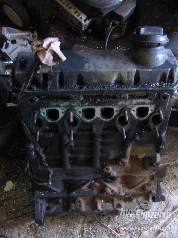 Prodám motor Škoda Octavia I. 1.9 TDI 66, 81 kW - foto 1