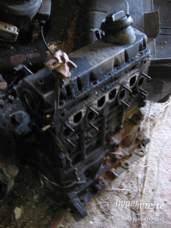Prodám motor Škoda Octavia I. 1.9 TDI 66, 81 kW - foto 2