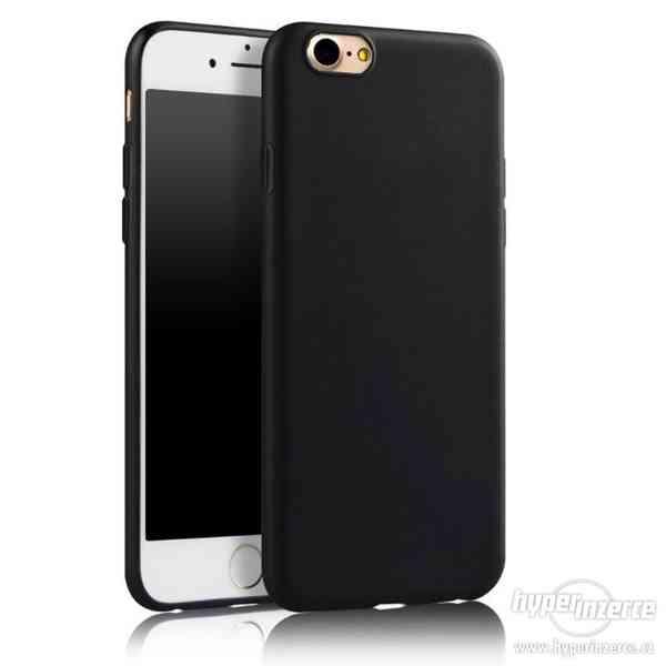 Kryt iphone 7 tenké silikonové