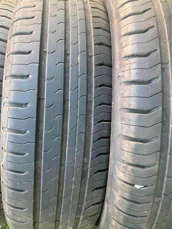 4 ks letní pneu téměř nové 165/60 R15 např. na Toyotu Aygo - foto 4