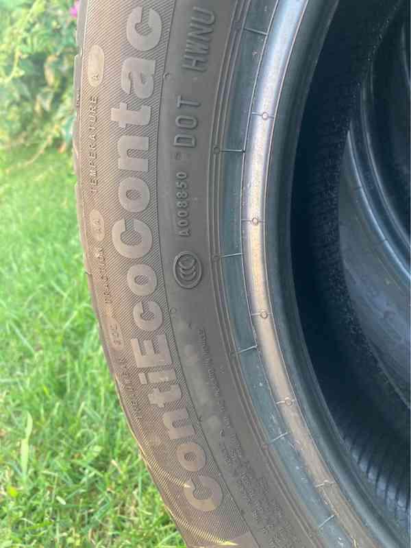 4 ks letní pneu téměř nové 165/60 R15 např. na Toyotu Aygo - foto 5