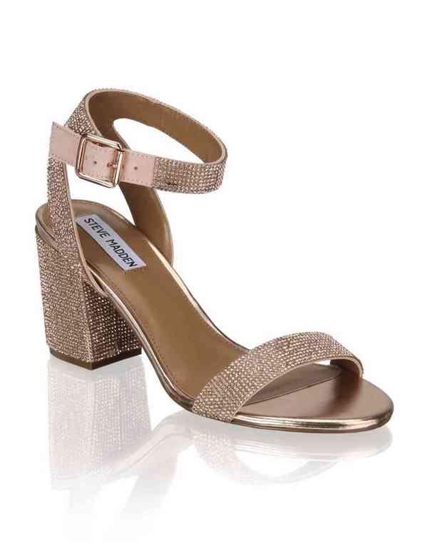 Svatební sandálky na podpatku  - foto 2