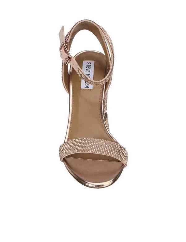 Svatební sandálky na podpatku  - foto 4