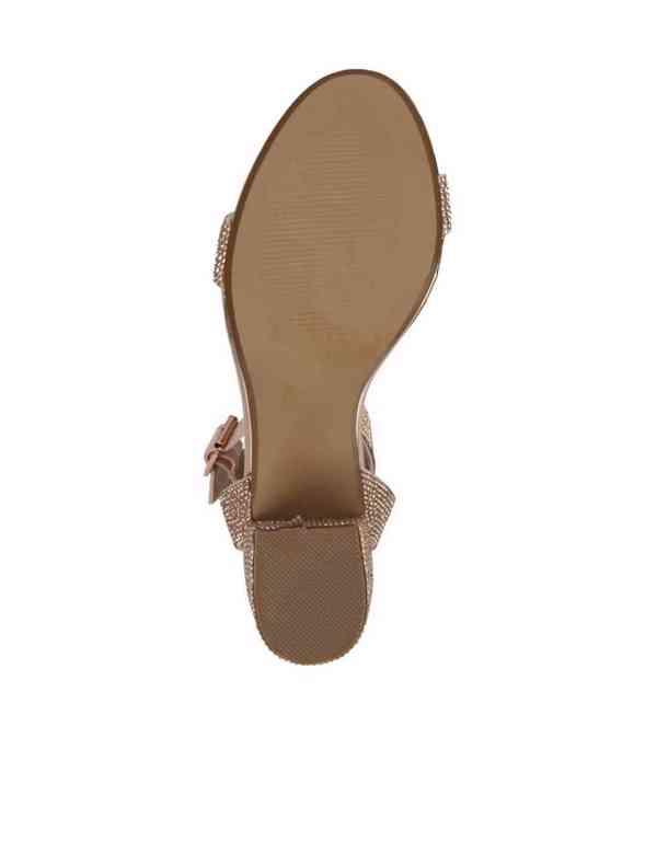 Svatební sandálky na podpatku  - foto 5