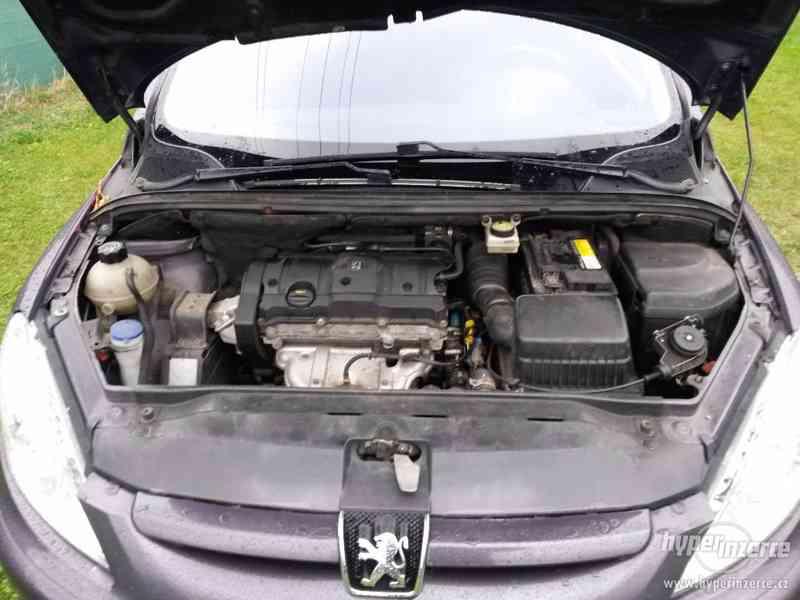 Peugeot 307 1.6i 16V 80Kw rok  2002