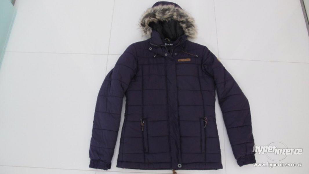 Dívčí zimní bunda AlpinePro