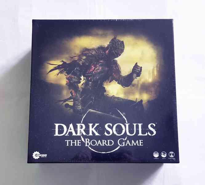 Dark Souls - Desková hra (nová, nerozbalená)