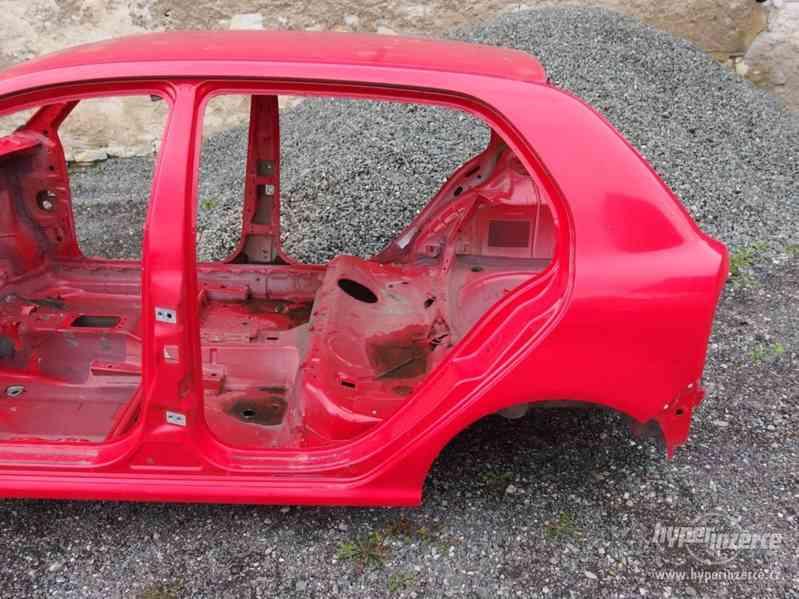 Havarovaná karoserie Škoda Fabia I hatchback - foto 3