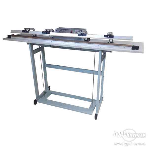 Svářečky folií hliníková, svar 1200 x 2 mm, SF 1200 - foto 1