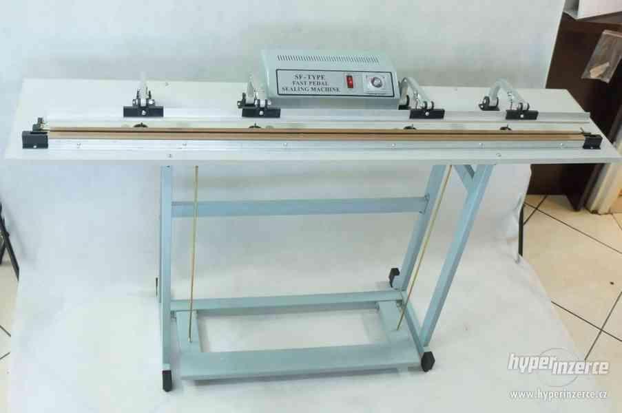 Svářečky folií hliníková, svar 1200 x 2 mm, SF 1200 - foto 2