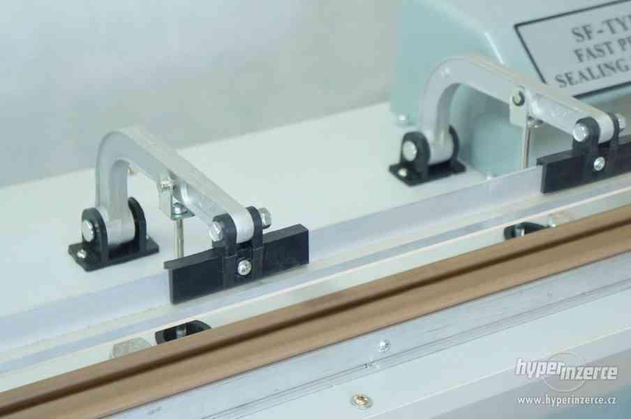 Svářečky folií hliníková, svar 1200 x 2 mm, SF 1200 - foto 3