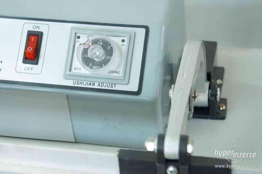 Svářečky folií hliníková, svar 1200 x 2 mm, SF 1200 - foto 4