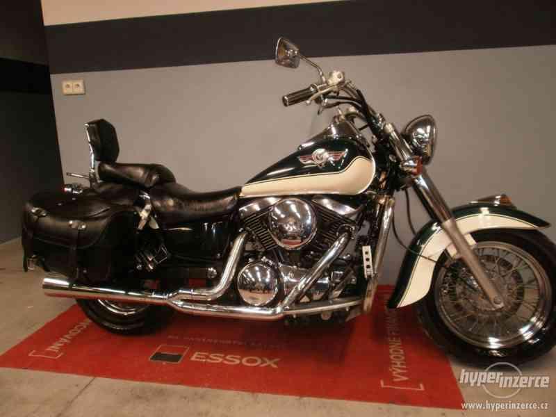 Kawasaki vn 1500 Vulcan-Extra splátky