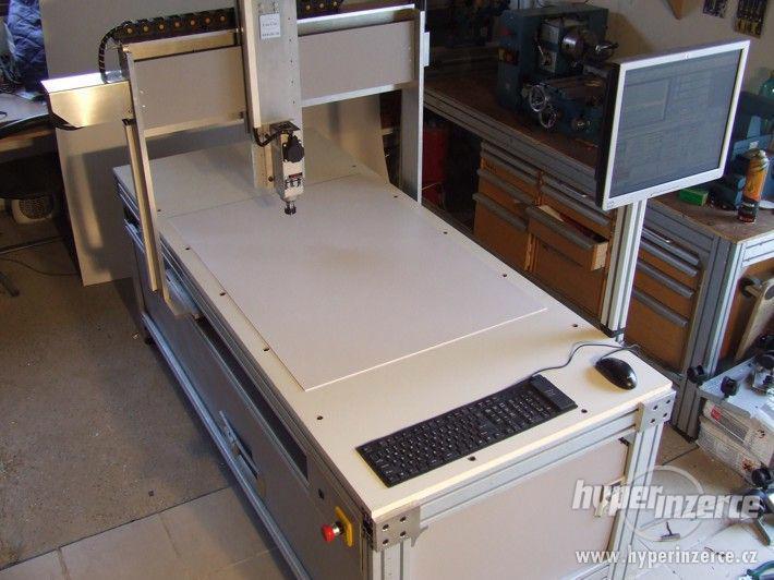 Profesionálna 3D - CNC fréza F1100 - gul. skr - foto 5