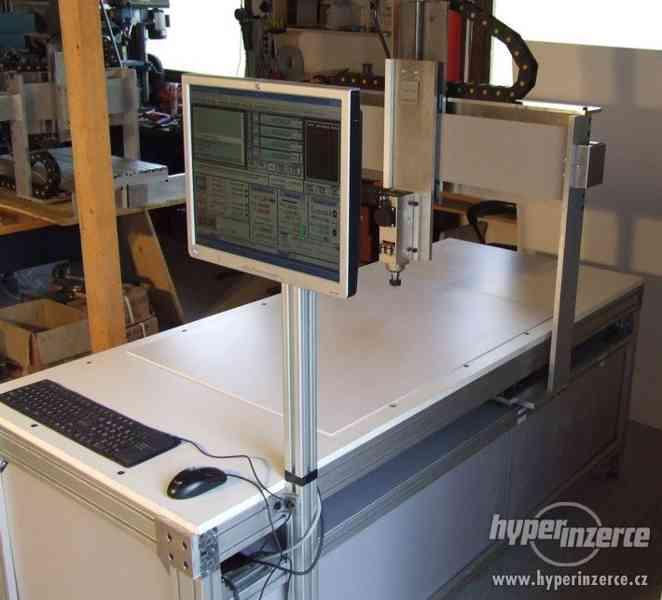 Profesionálna 3D - CNC fréza F1100 - gul. skr - foto 6