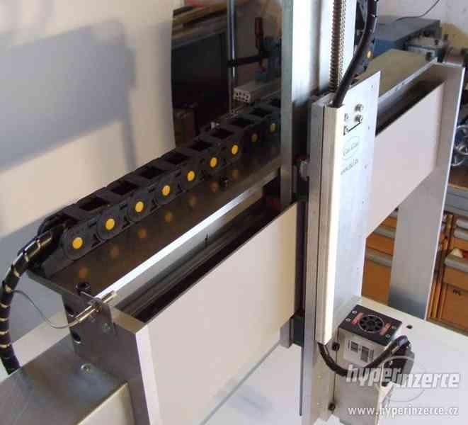 Profesionálna 3D - CNC fréza F1100 - gul. skr - foto 8