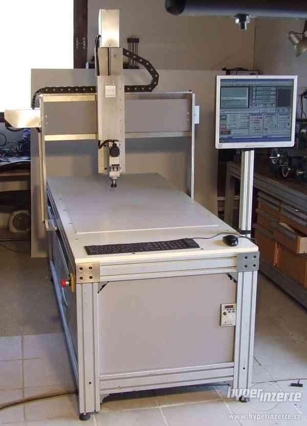 Profesionálna 3D - CNC fréza F1100 - gul. skr - foto 9