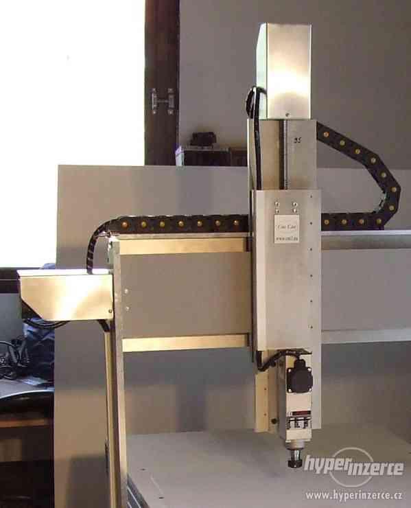 Profesionálna 3D - CNC fréza F1100 - gul. skr - foto 10
