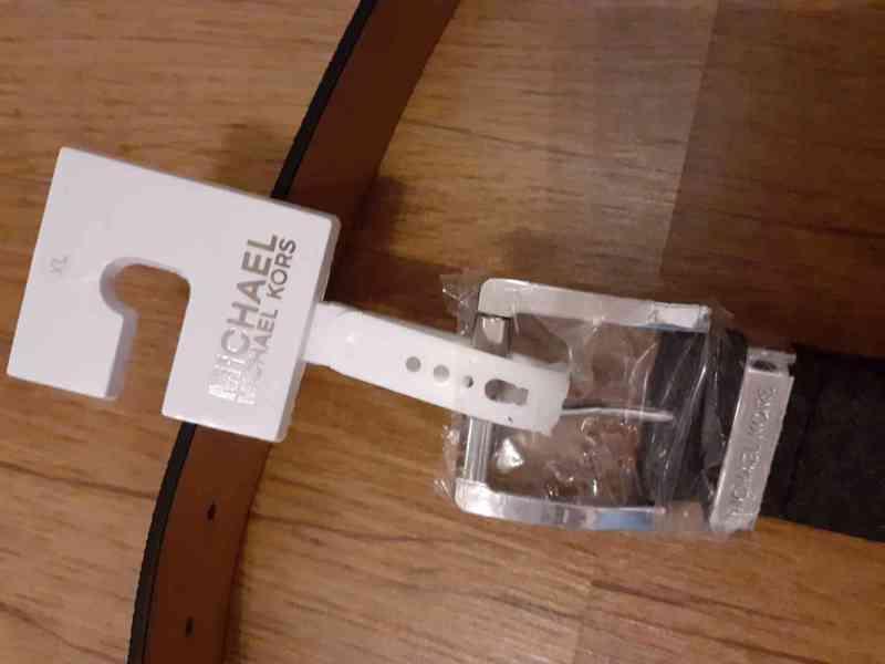 Pánský pásek Michael Kors - foto 2