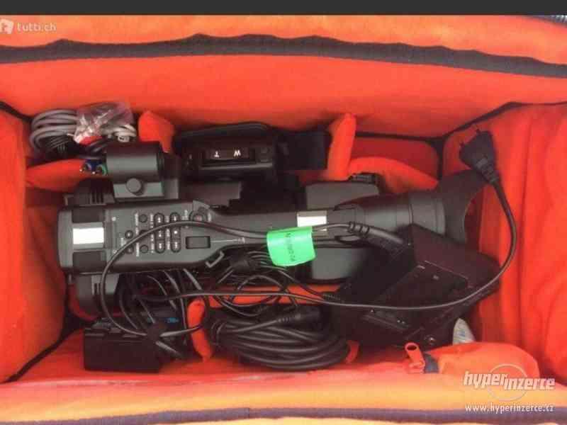 Pevný videokamera PMW-EX1R