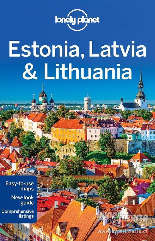 Estonia, Latvia, Lithuania Lonely Planet 2016 - foto 1