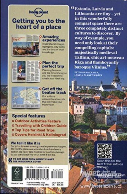 Estonia, Latvia, Lithuania Lonely Planet 2016 - foto 2
