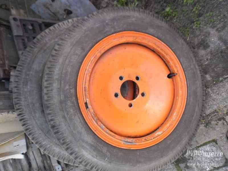 starter Bosch + díly Avia 31 + díly VZV - foto 7