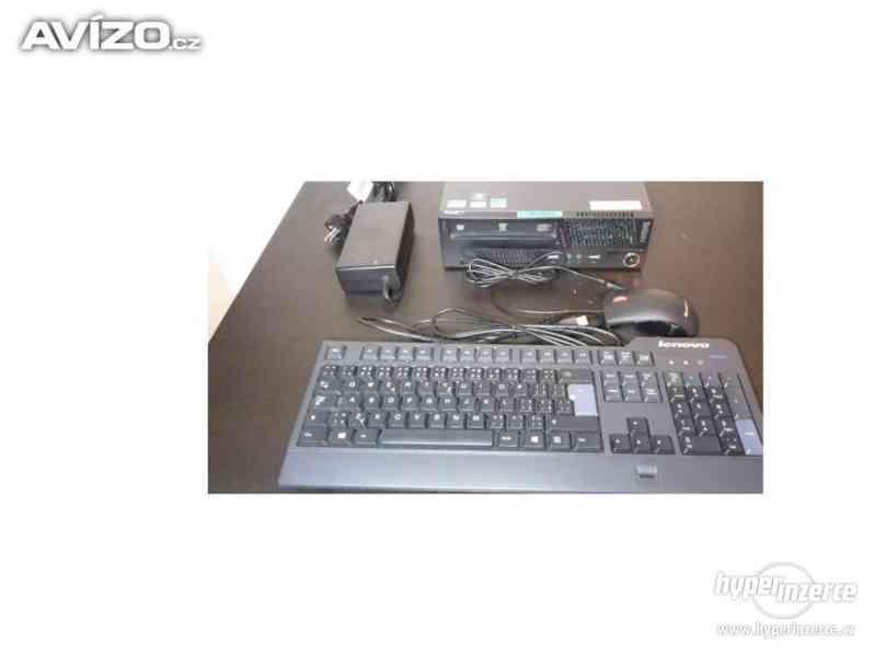 Lenovo ThinkCenter-klávesnice,myš + adaptér